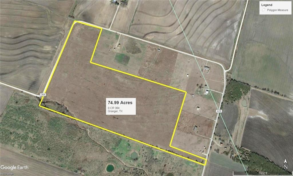0 County Rd 364 RD Property Photo - Granger, TX real estate listing