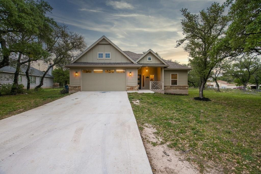 204 Knights ROW Property Photo - Cottonwood Shores, TX real estate listing