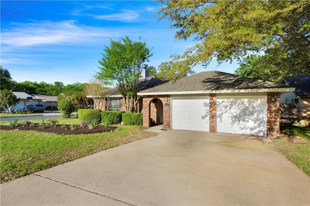 708 Milton CV, Leander TX 78641 Property Photo - Leander, TX real estate listing