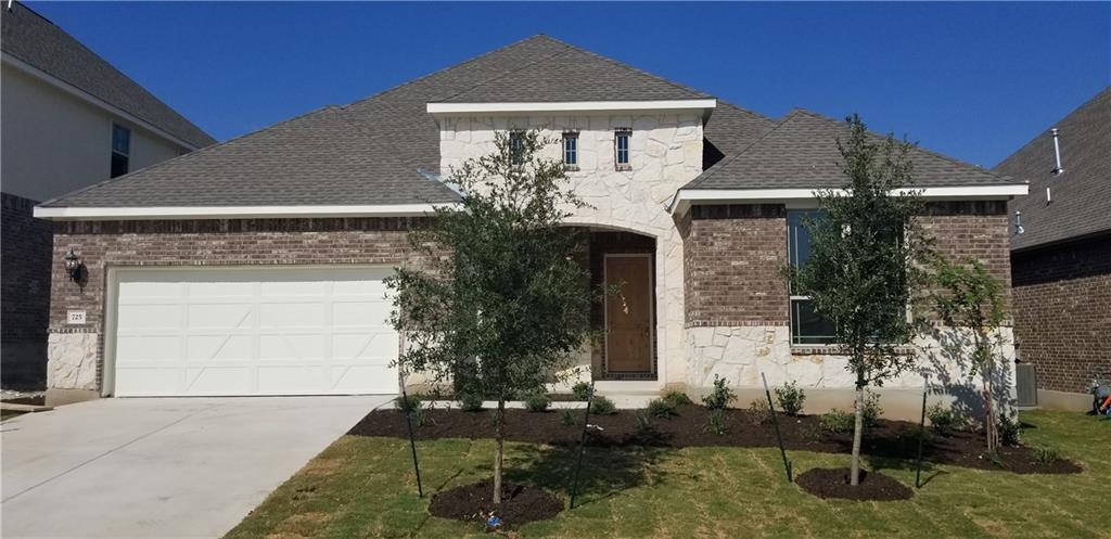 725 Clear Spring LN, Leander TX 78641 Property Photo - Leander, TX real estate listing