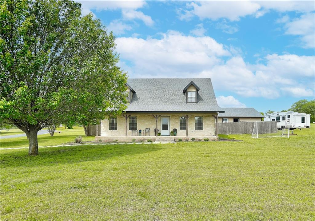 110 Lemens Ave Property Photo - Hutto, TX real estate listing