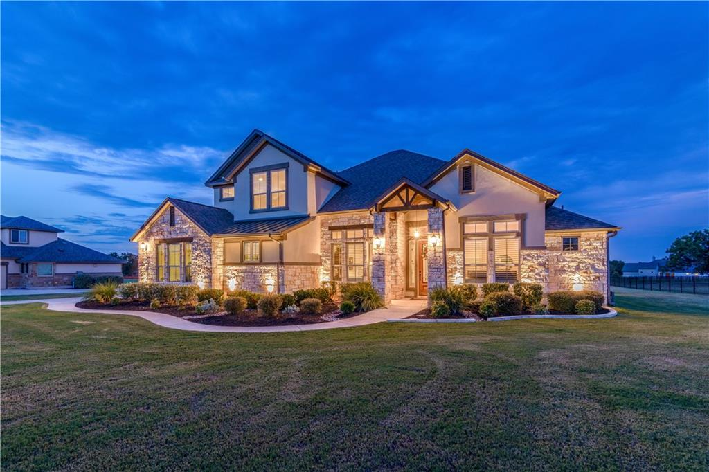 108 Claimjumper, Liberty Hill TX 78642 Property Photo - Liberty Hill, TX real estate listing