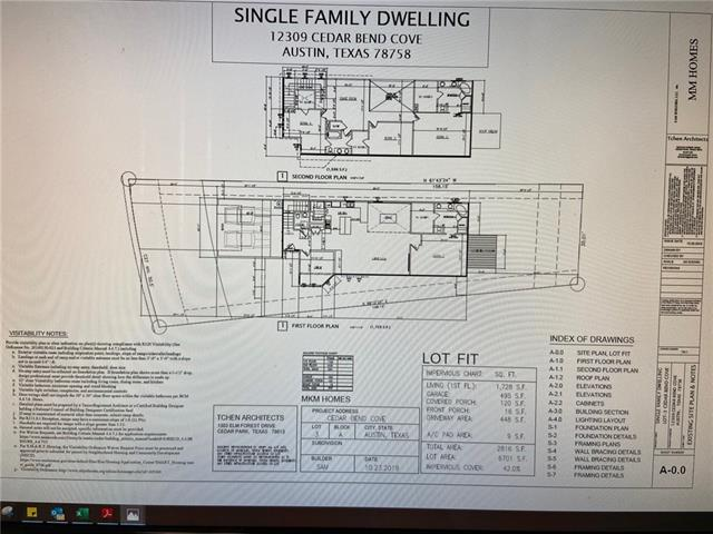 12309 Cedar Bend CV, Austin TX 78758 Property Photo - Austin, TX real estate listing