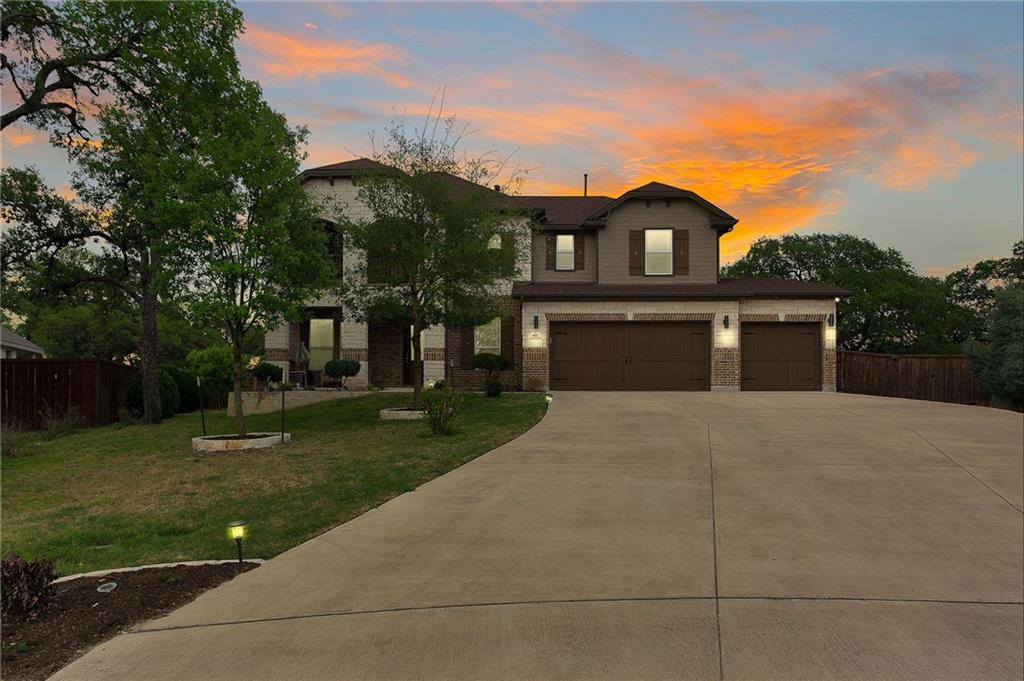 822 Lorraine CV Property Photo - Round Rock, TX real estate listing