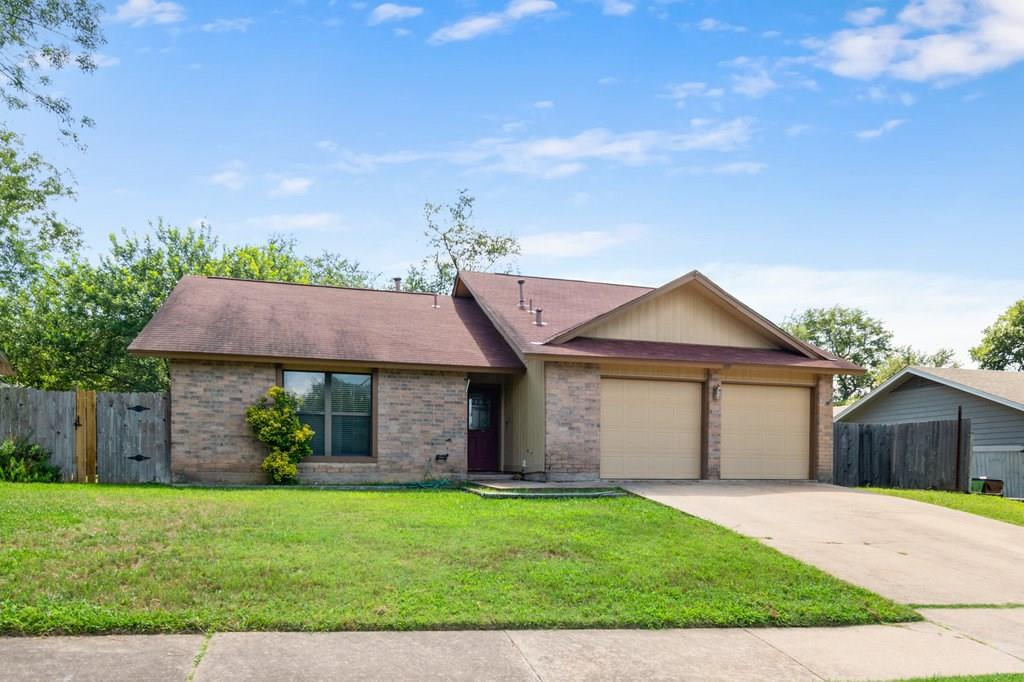 810 Powderhorn DR, Round Rock TX 78681 Property Photo - Round Rock, TX real estate listing