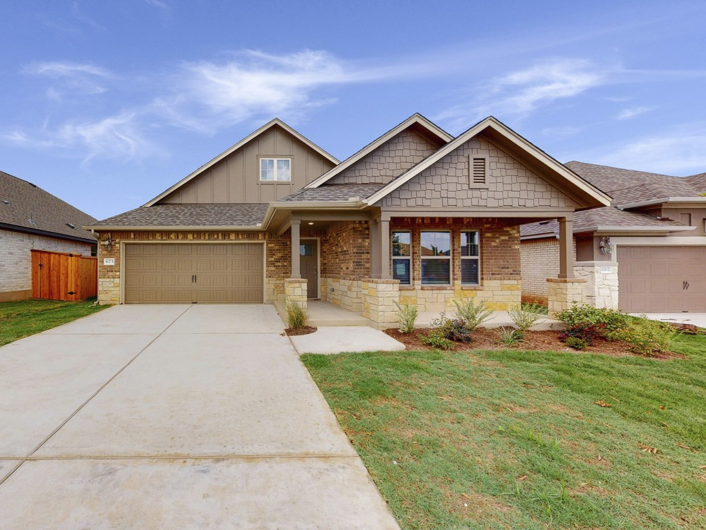 673 Coyote Creek WAY, Kyle TX 78640 Property Photo - Kyle, TX real estate listing