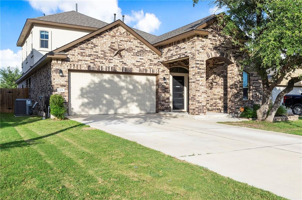 2436 Republic Trails BLVD, Leander TX 78641 Property Photo - Leander, TX real estate listing