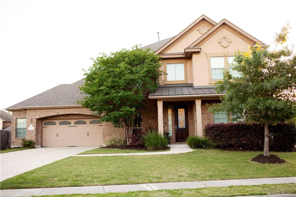 2918 Desert Candle Dr, Round Rock Tx 78681 Property Photo
