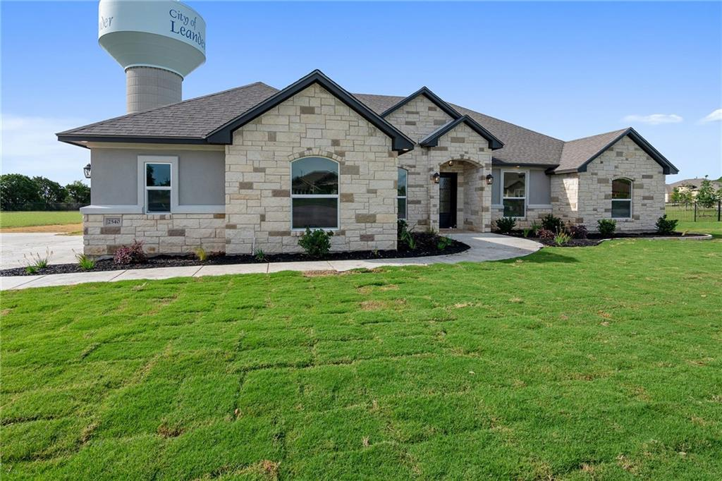 2540 Square Nail CV, Leander TX 78641 Property Photo - Leander, TX real estate listing