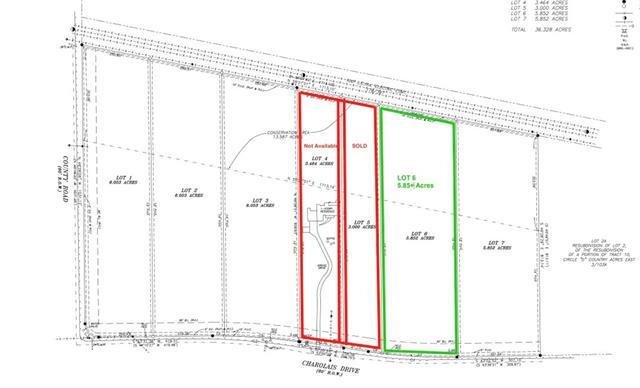 Lot 6 Charolais DR, Bastrop TX 78602 Property Photo