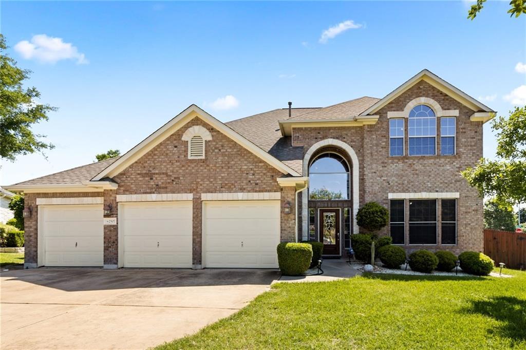 2507 Echo Wood PL, Round Rock TX 78681 Property Photo - Round Rock, TX real estate listing