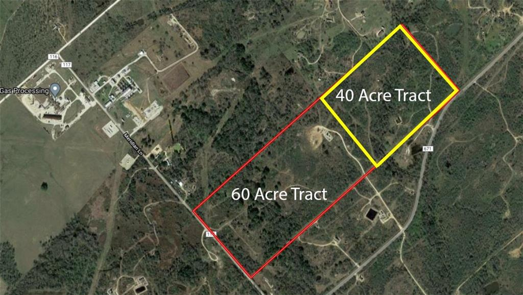 TBD Meridian 60 Acres Property Photo - Luling, TX real estate listing