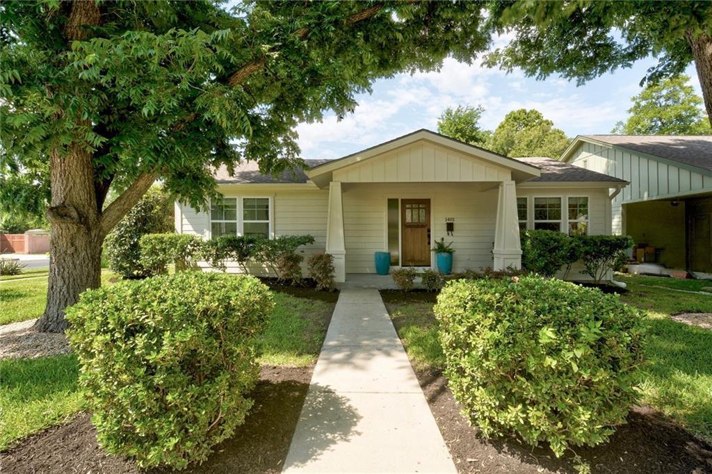 1401 Payne AVE, Austin TX 78757 Property Photo - Austin, TX real estate listing