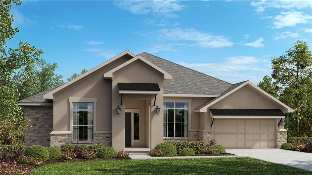 216 Calandria BLVD Property Photo - Liberty Hill, TX real estate listing