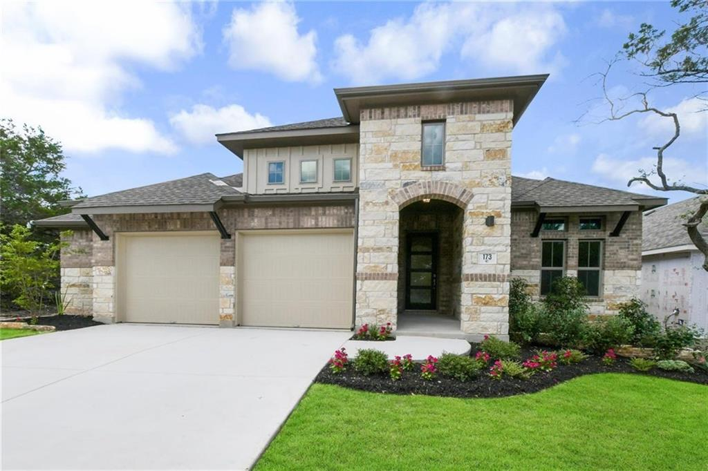 173 MINERAL RIVER LOOP, Kyle TX 78640 Property Photo - Kyle, TX real estate listing