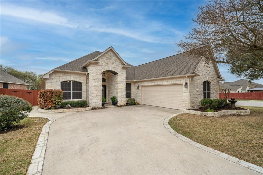 3700 Katie LN Property Photo - Cedar Park, TX real estate listing