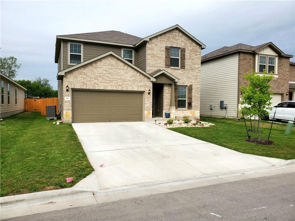 114 Kildeer PASS Property Photo - Jarrell, TX real estate listing