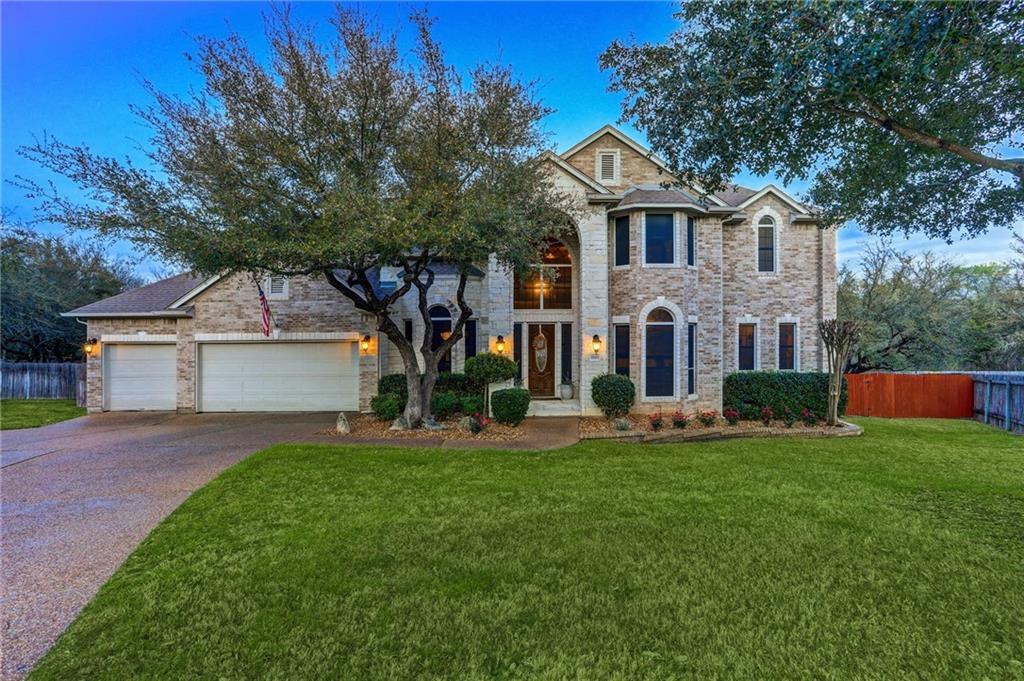3703 Del Monte Cv, Round Rock Tx 78664 Property Photo