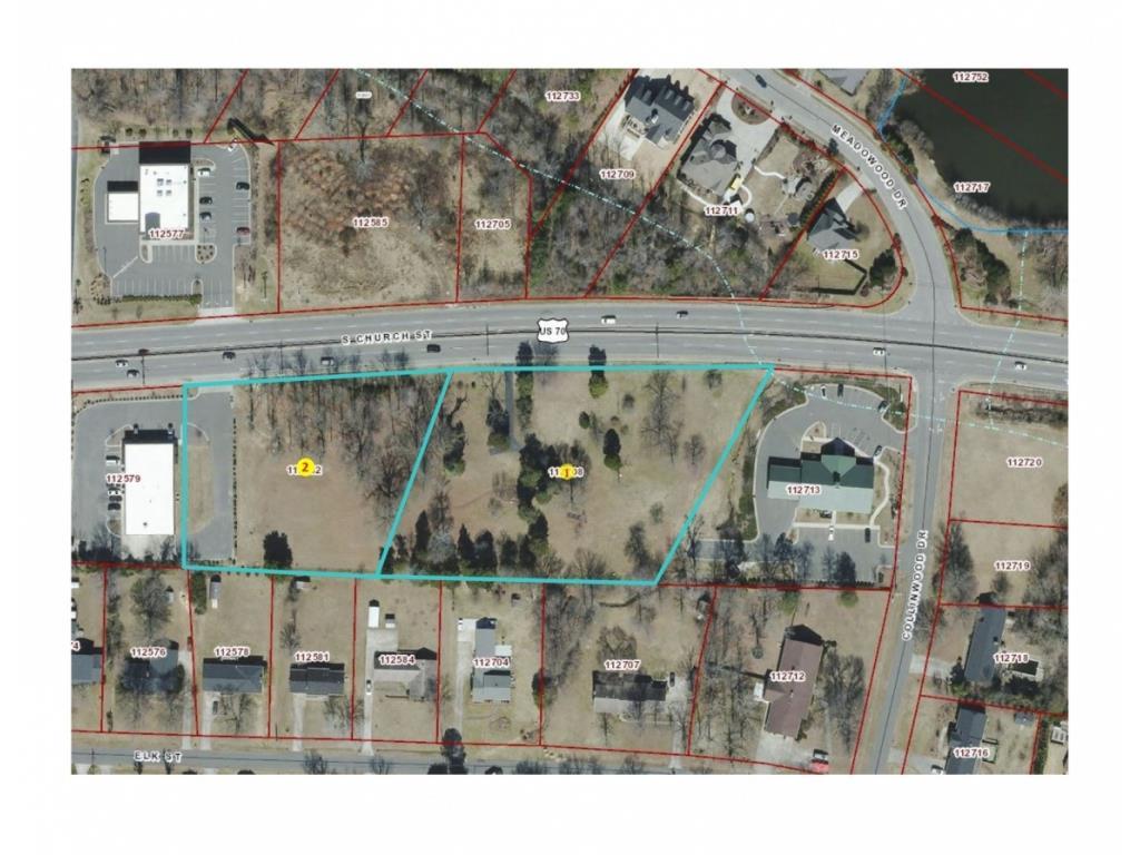 3216 S Church Street Property Photo - Burlington, NC real estate listing