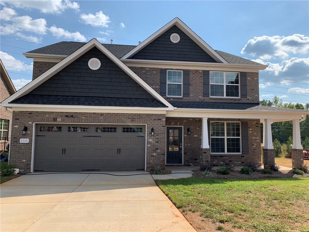 1316 Stone Gables Drive #Lot 48, Elon, NC 27244 - Elon, NC real estate listing