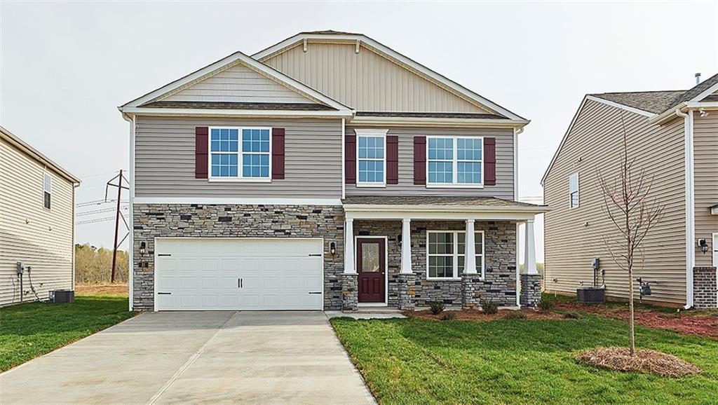 669 Affirmed Drive Property Photo - Whitsett, NC real estate listing
