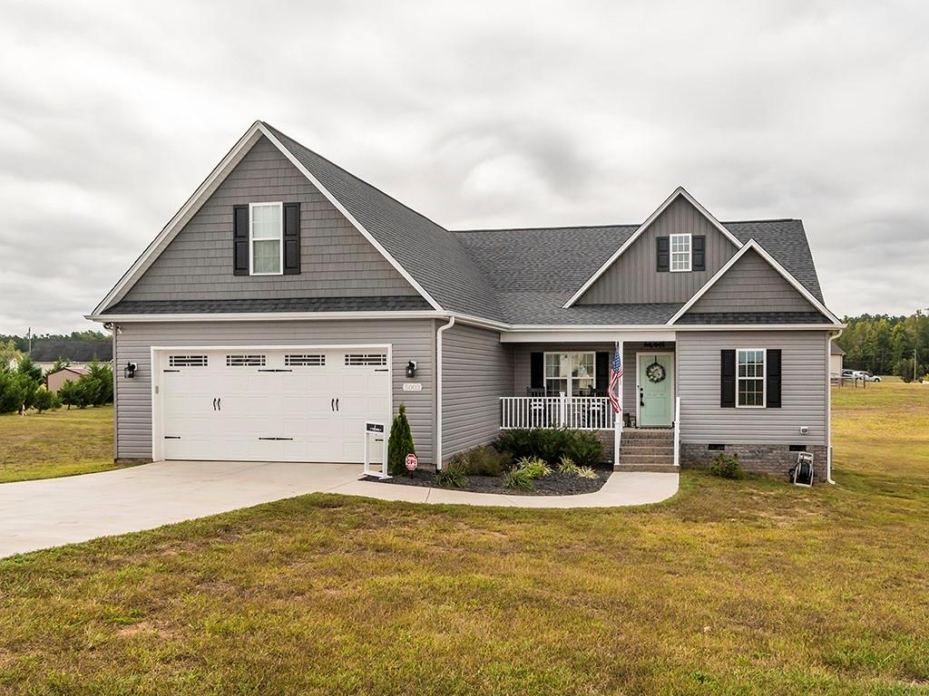 5002 Yorkstone Court, Liberty, NC 27298 - Liberty, NC real estate listing