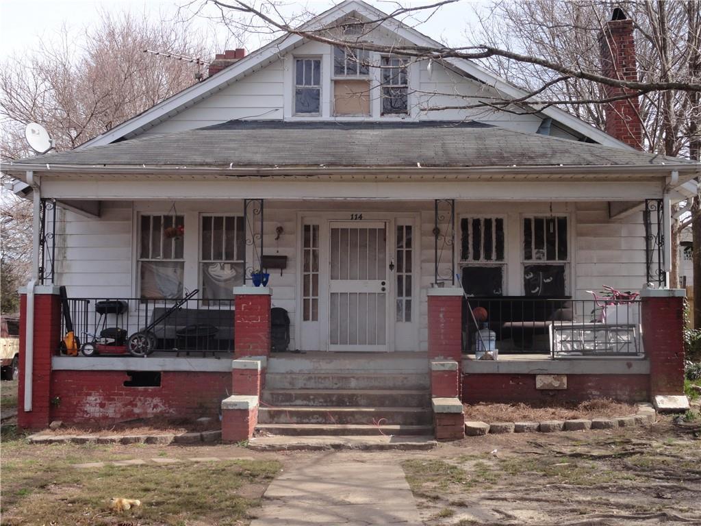 114 Gilmer Street Property Photo