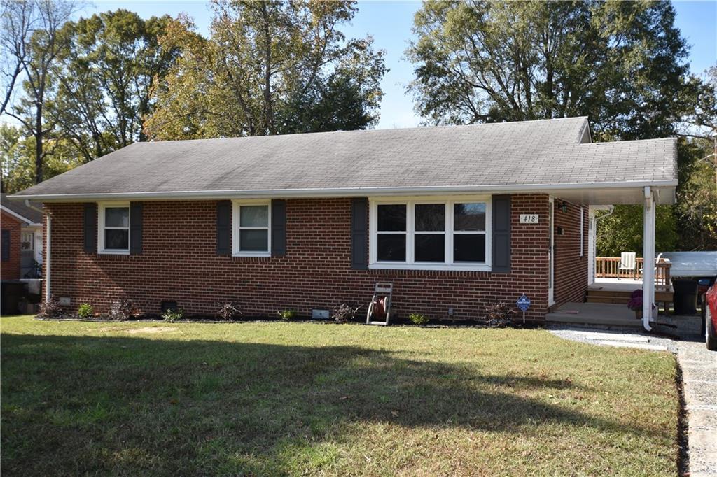 418 Tryon Street, Burlington, NC 27217 - Burlington, NC real estate listing