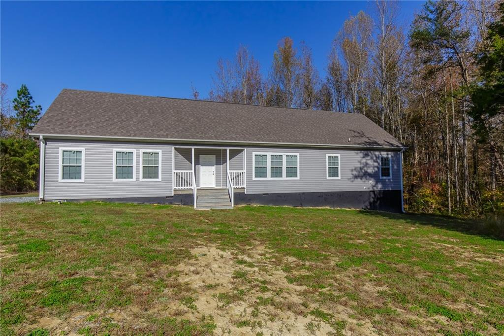 3665 Garner Road, Snow Camp, NC 27349 - Snow Camp, NC real estate listing