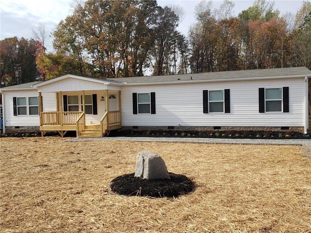2744 Hodges Dairy Road Property Photo - Yanceyville, NC real estate listing