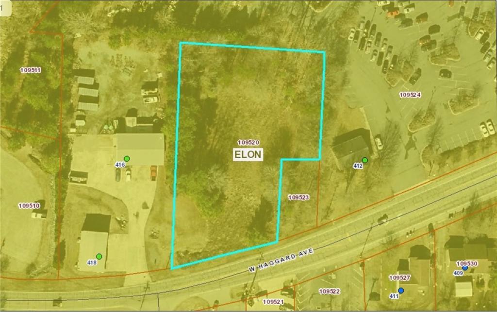 0 W Haggard Avenue, Elon, NC 27244 - Elon, NC real estate listing