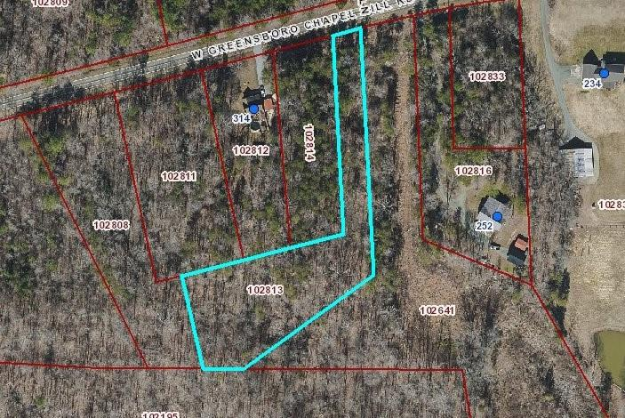 0 W Greensboro Chapel Hill Rd Road #Lot 3 Property Photo