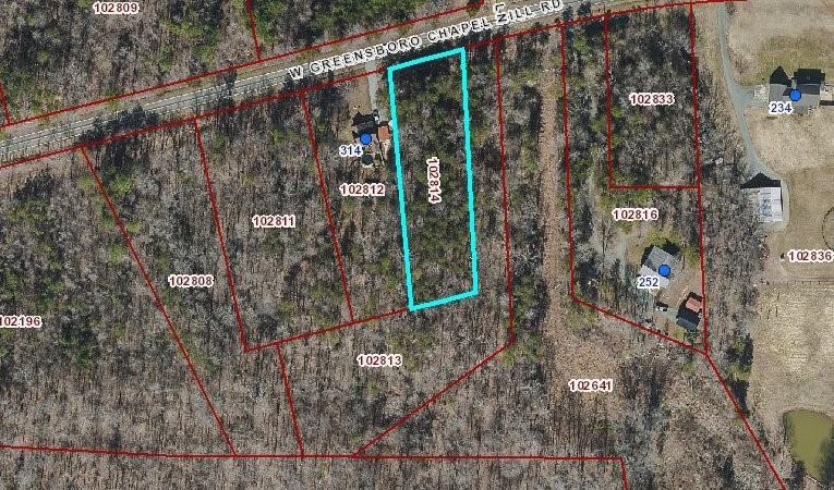 0 W Greensboro Chapel Hill Lot 4 Road Property Photo
