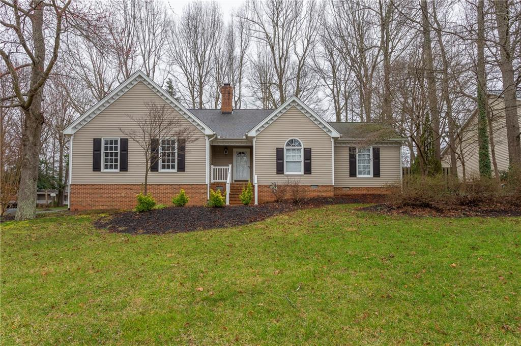 501 Brown Bark Lane, Gibsonville, NC 27249 - Gibsonville, NC real estate listing