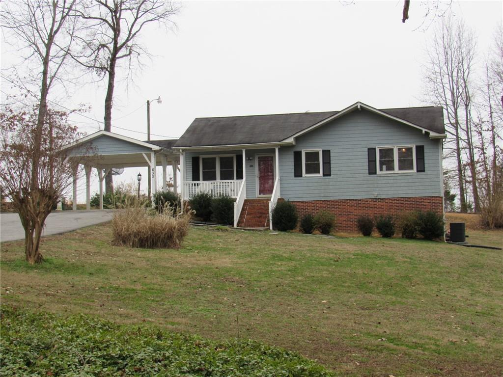 832 Purley Church Road, Yanceyville, NC 27379 - Yanceyville, NC real estate listing