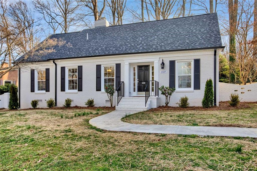 1507 Alderman Drive, Greensboro, NC 27408 - Greensboro, NC real estate listing
