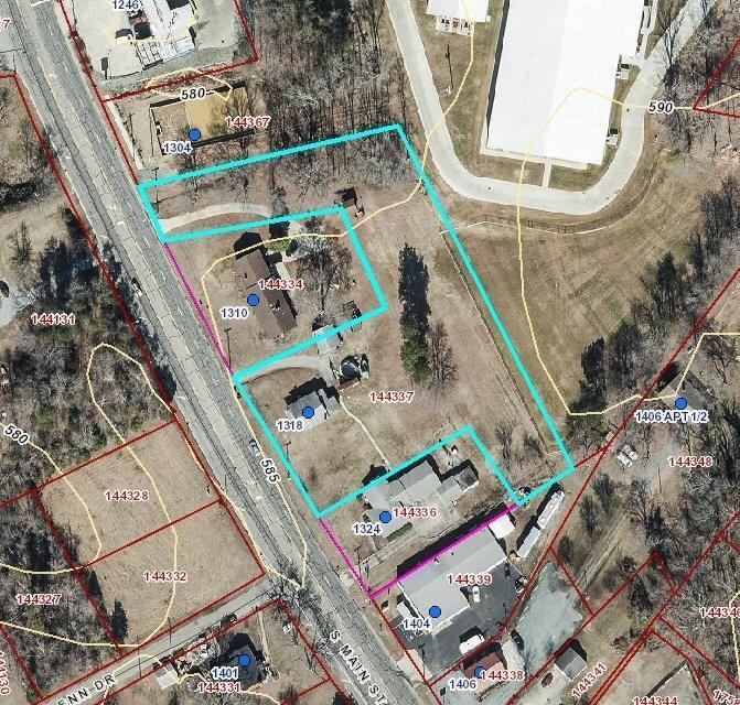 1310-1324 S Main Street S Property Photo
