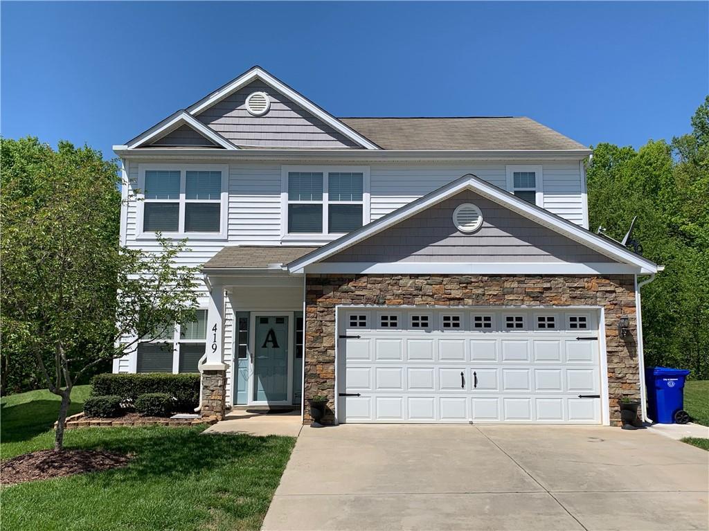 419 Mourning Dove Court, Mebane, NC 27302 - Mebane, NC real estate listing