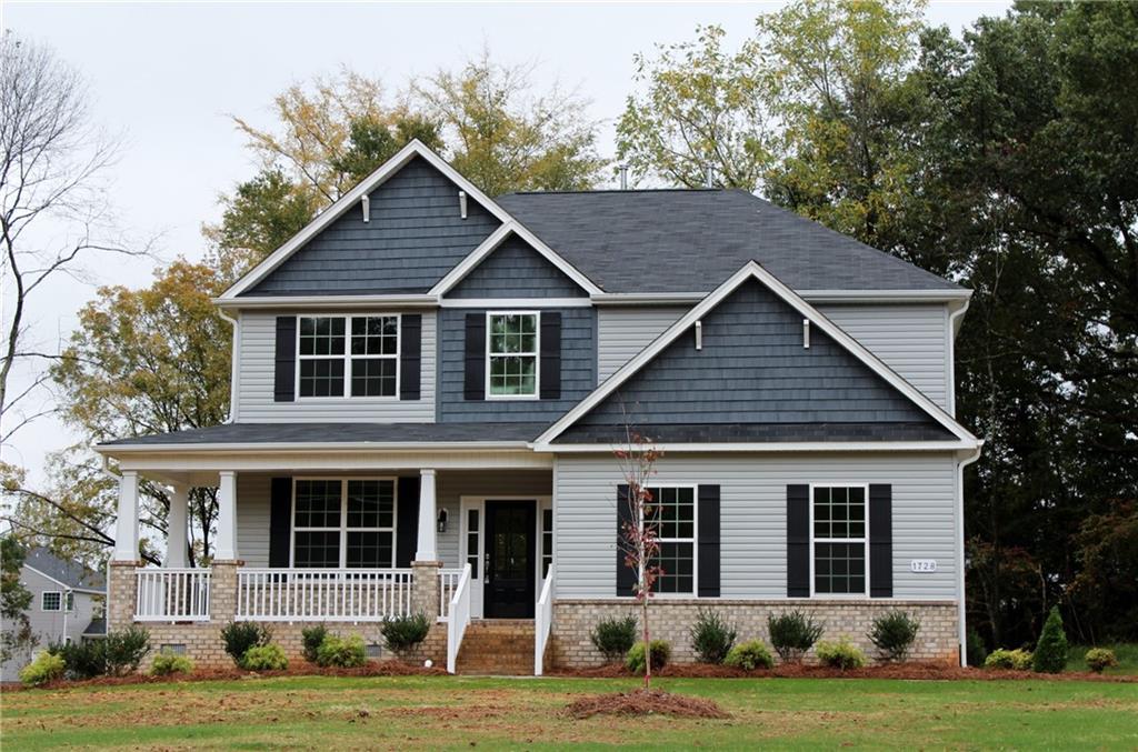 1728 Gerringer Mill Road Property Photo - Burlington, NC real estate listing