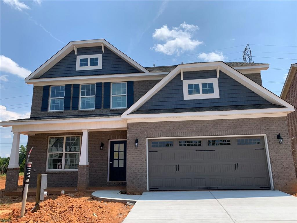 1280 Stone Gables Drive #lot 44 Property Photo - Elon, NC real estate listing