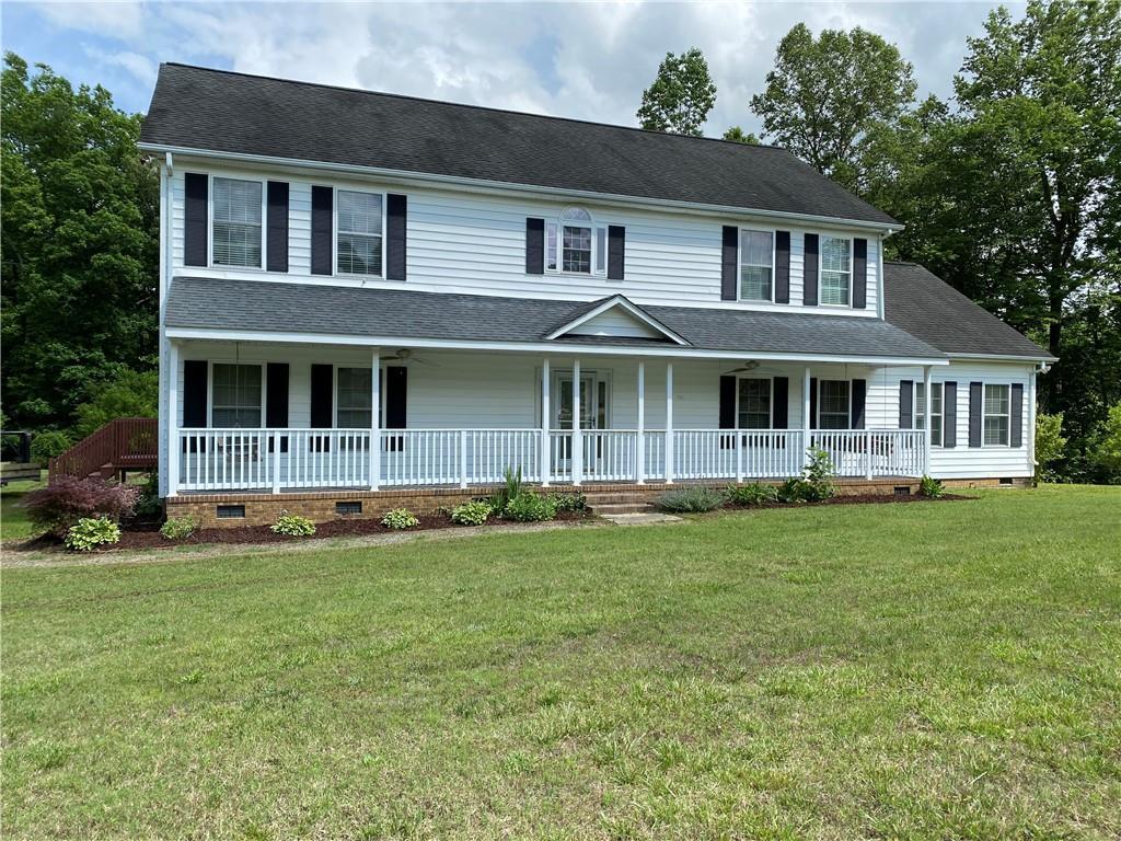 3257 Union Ridge Road Property Photo - Burlington, NC real estate listing