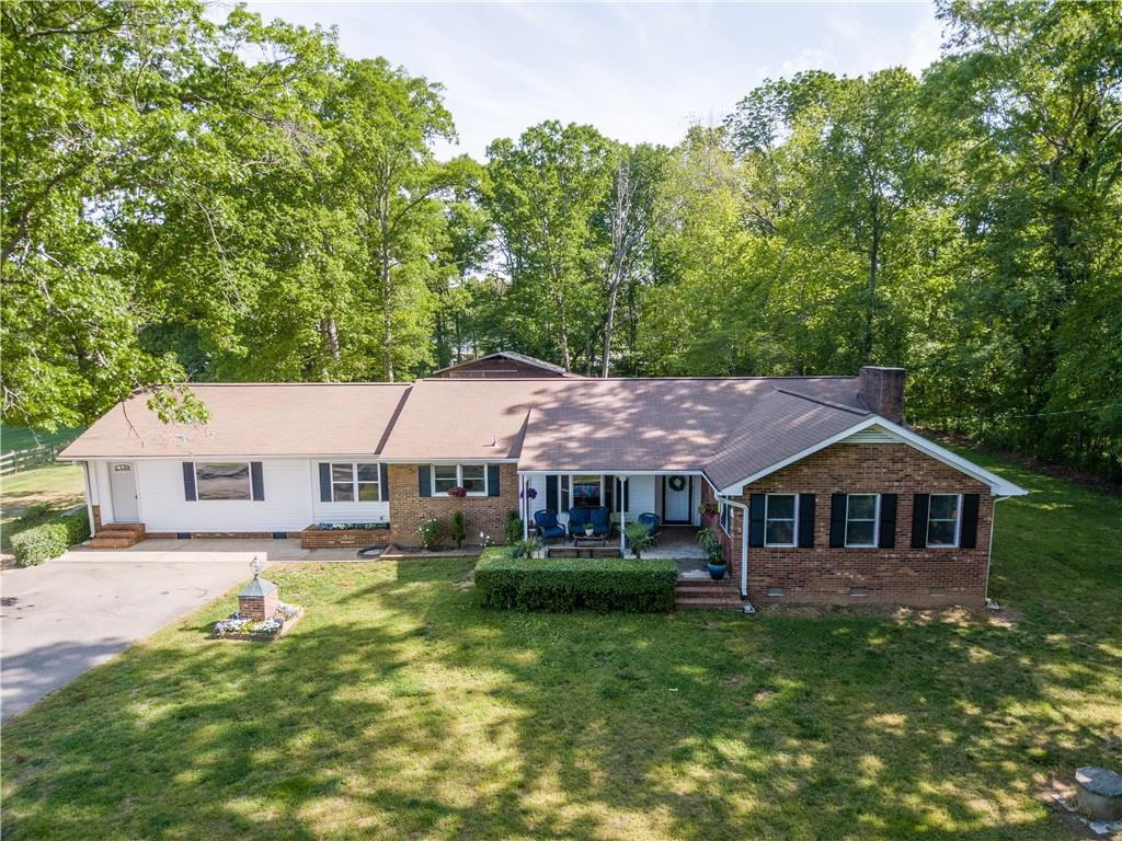 7323 Dew Sharpe Road Property Photo - Gibsonville, NC real estate listing