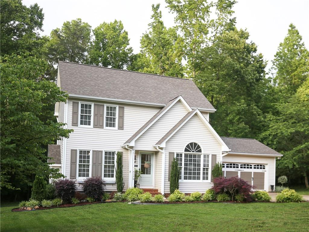 7175 Johns Point Court Property Photo - Liberty, NC real estate listing