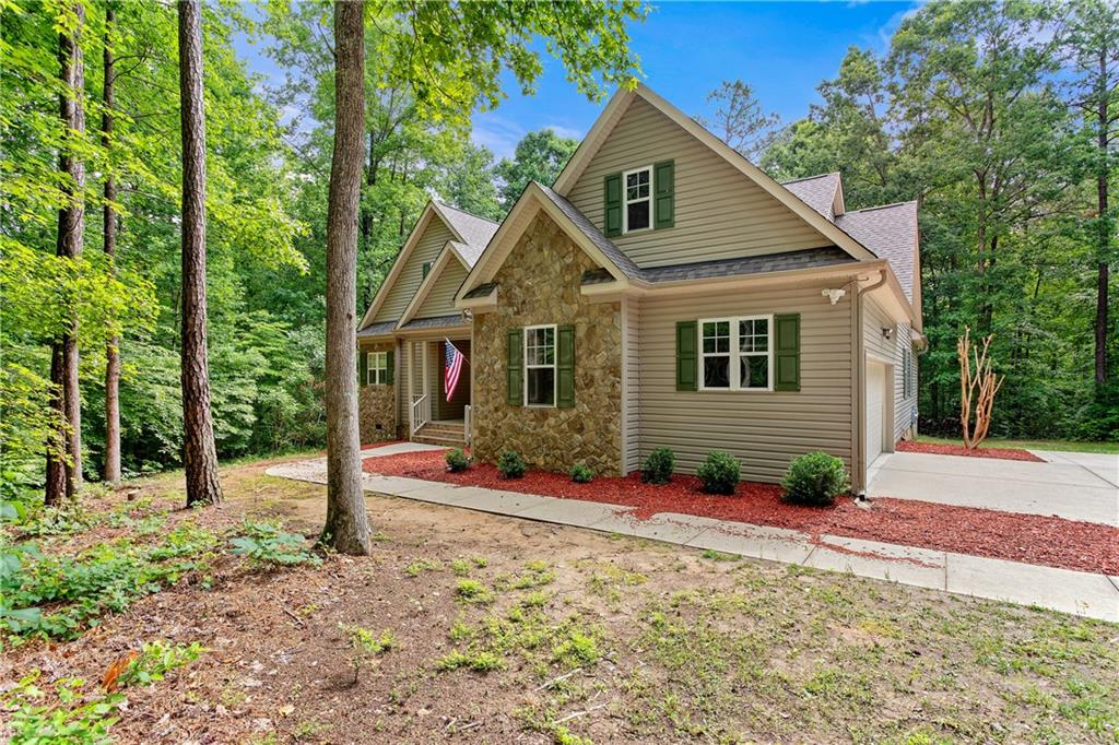 665 Timberlands Drive Property Photo - Louisburg, NC real estate listing