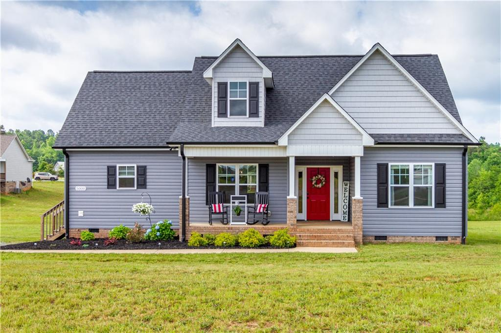 5000 Yorkstone Court Property Photo - Liberty, NC real estate listing