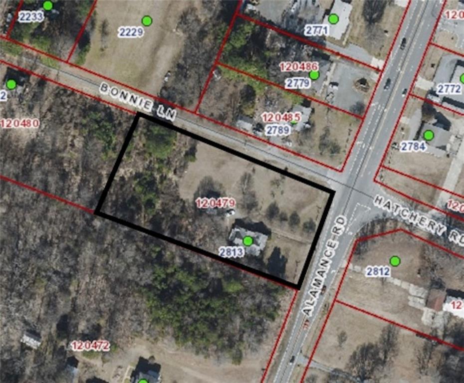 2813 Alamance Road Property Photo