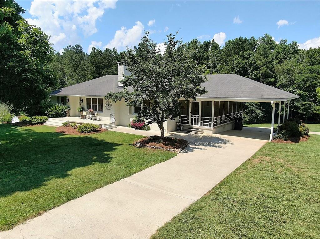 5434 Foster Store Road Property Photo - Liberty, NC real estate listing