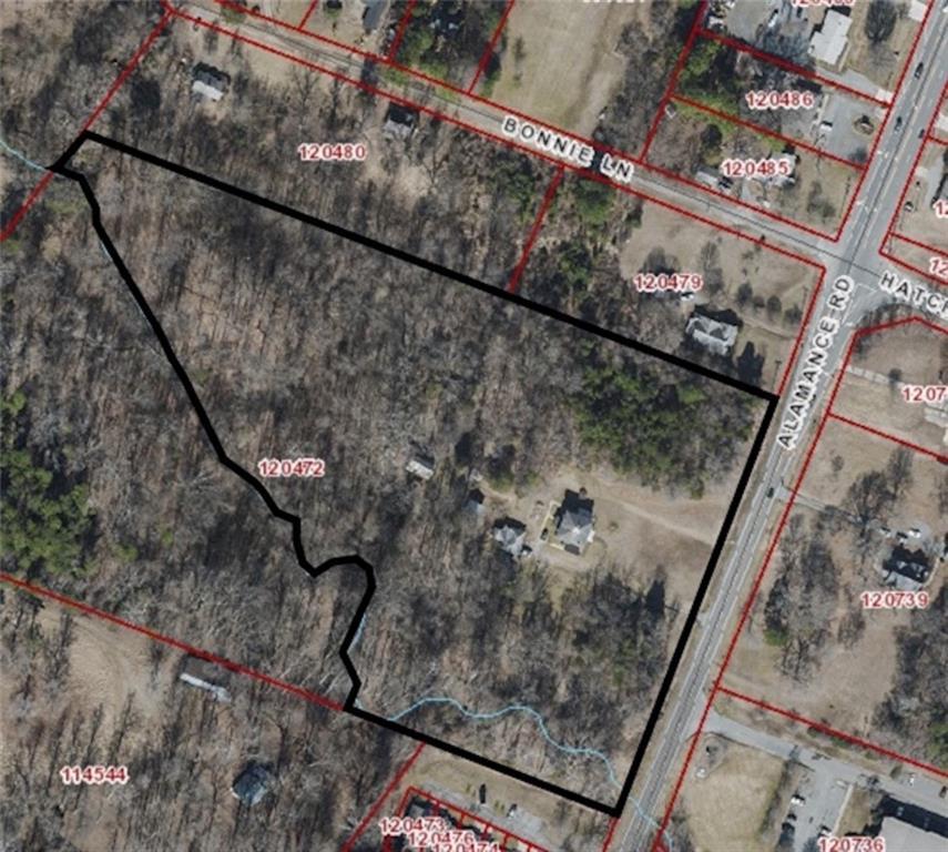 2843 Alamance Road Property Photo 1