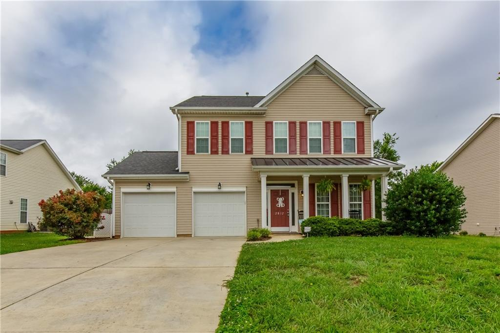 2812 Barksdale Drive Property Photo - Haw River, NC real estate listing