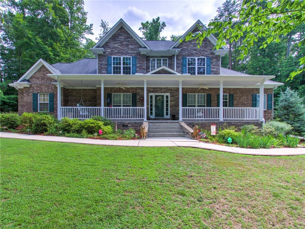 6319 Cape Wedgewood Circle Property Photo - Browns Summit, NC real estate listing